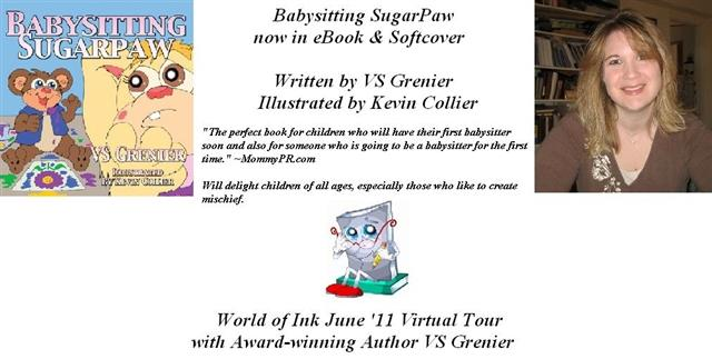 WOI Banner for Babysitting SugarPaw