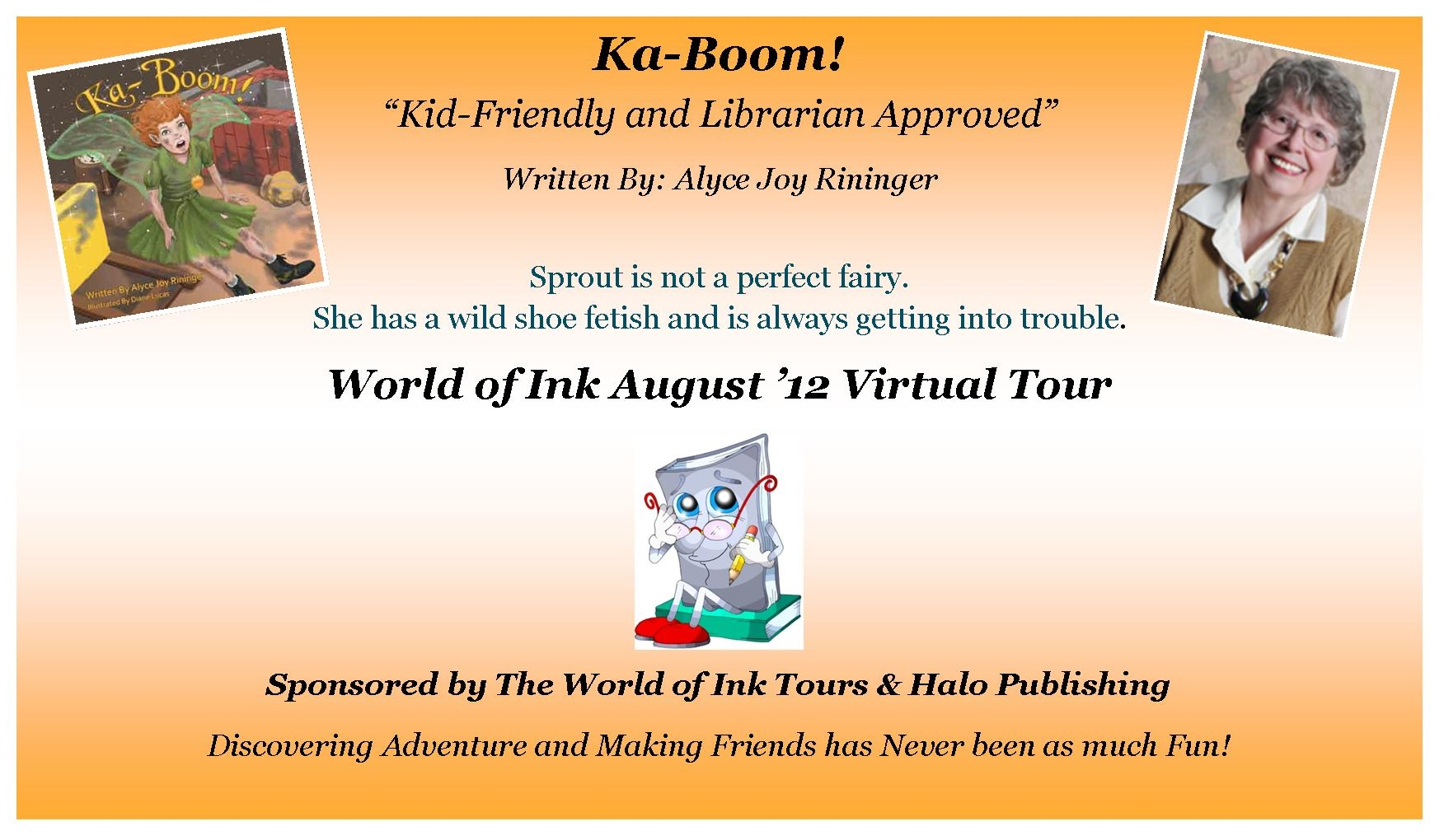 WOI Banner for Ka-Boom by Alyce Joy