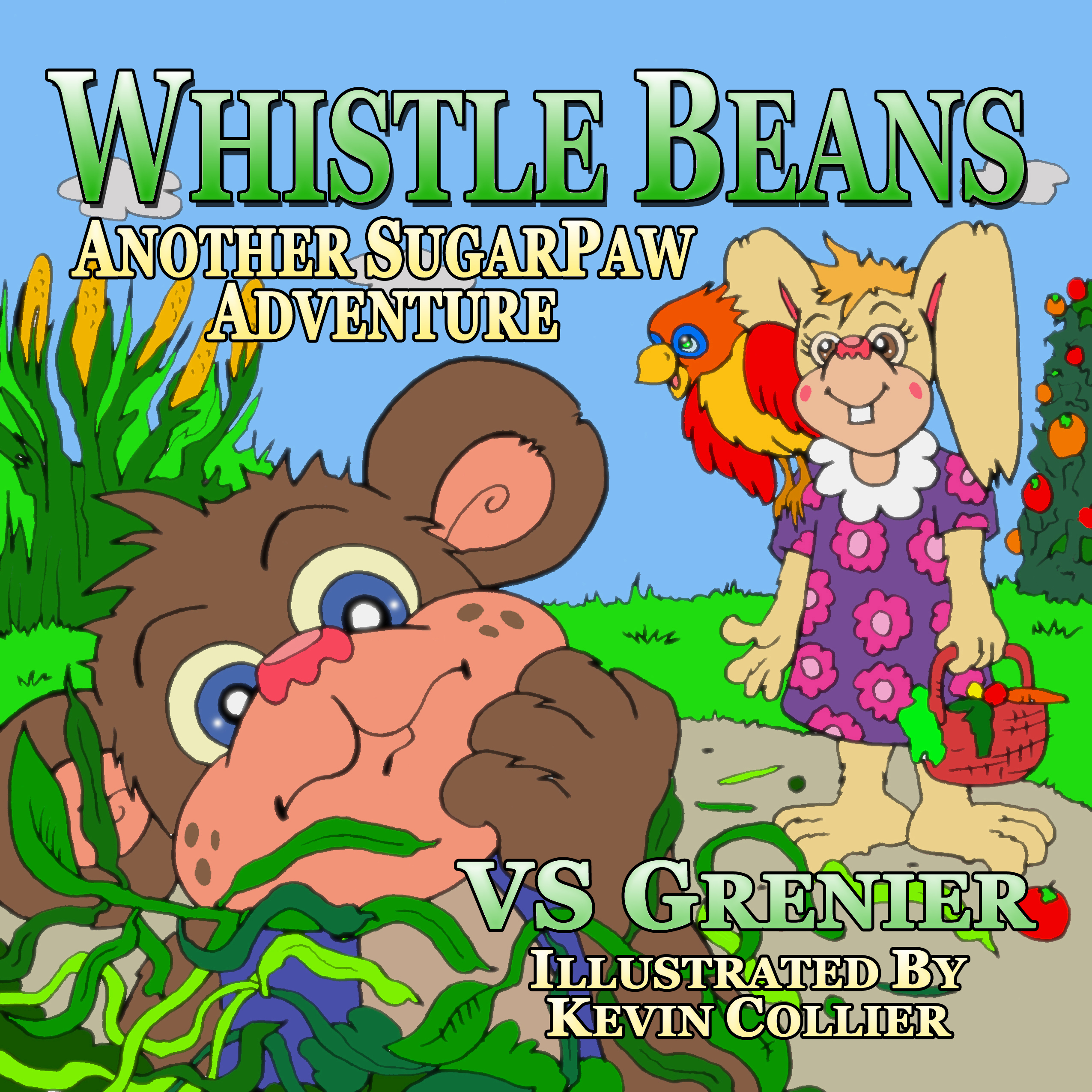 Whistle Beans Cover